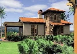 Southwestern House Plans   Spanish Mission  amp  Adobe Home Designs