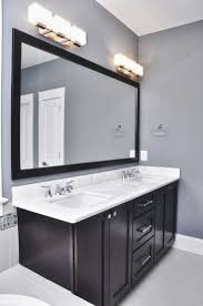 design mirrored bathroom walls wall cabinet