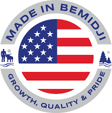 lavalley industries inventor of the deckhand reg pipe handling made in bemidji dca logo