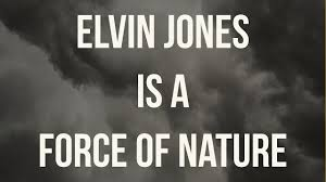 <b>Elvin Jones</b> is a Force of Nature - YouTube