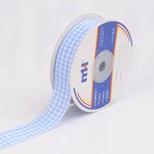 <b>Gingham Ribbon 1</b> inch Wide - Ningbo MH