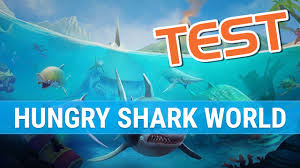hungry shark world test fr le retour des dents de la mer hungry shark world test fr le retour des dents de la mer
