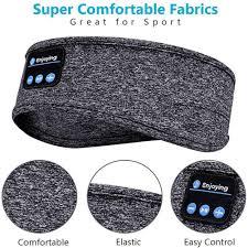 Headscarf Earphone Headphone Music Stereo <b>Bluetooth</b> Massage ...