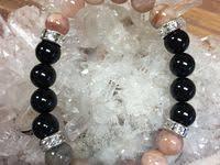 Bracelets / natural stones: лучшие изображения (191) | <b>Браслеты</b> ...