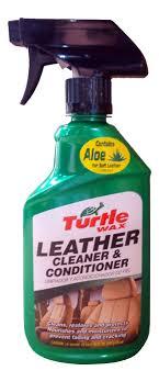 <b>Очиститель кондиционер кожи TURTLE</b> WAX Leather Cleaner ...
