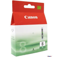 <b>Картридж Canon CLI-8G</b> (зеленый) Зеленый (Green) — купить ...
