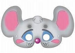 Image result for Printable Mouse Mask | <b>Маски</b> дети, <b>Маски</b>, Для ...