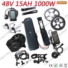 Hot Sale Bafang Mid Drive Bafang <b>48V</b> 1000W <b>Electric Bike</b> Fatbike ...