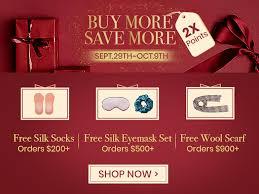 LilySilk: Luxurious Silk Pillowcases, Bedding, Sleepwear & Fashion ...