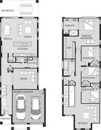 dual occupancy house plans   Google Search   Townhouses    Adenbrook Homes  Site Homes  Lot Homes  Family Homes  Townhouse Floorplans  Modern Townhouse Plans  Homes Twins  Occupancy House  Dual Occupancy