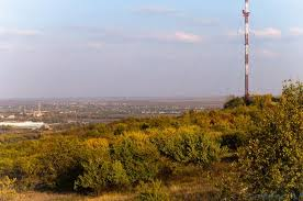 На горе Карачун в Донецкой области завершена установка мачты телевышки - Цензор.НЕТ 3742