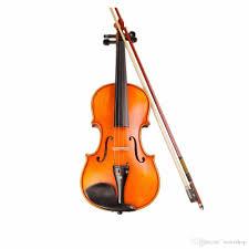 2019 <b>Professional Handmade 4/4 Full</b> Size Acoustic Violin Fiddle Kit ...