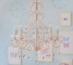 every little girl needs a small chandelier in their room no pink lydia chandelier chandelier girls room