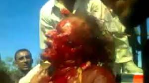 Image result for the death of gaddafi photos