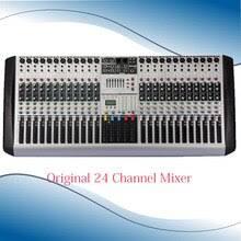 Новый HX2402 профессиональный аудио <b>DJ микшер</b> 24 <b>микшер</b> ...