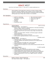 student cv sample com remote software engineer resume sample software developer resume tips