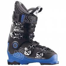 <b>Горнолыжные ботинки Salomon X</b> PRO 120 Black/Indigo Blue ...