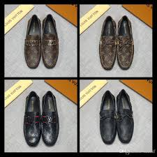 2019 Iduzi <b>Mens</b> Tassel <b>Loafer</b> Black Brown <b>Patchwork</b> Cow Leather ...