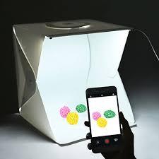 XJYAMUS <b>Photography</b> Studio Lighting Light <b>Folding Photo</b> Box ...