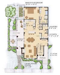 Affordable  Builder Friendly House PlansGarnett first floor     copy