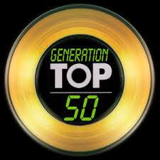 """Résultat de recherche d'images pour """"top 50"""""""