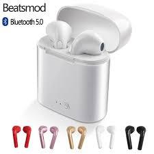 Беспроводные спортивные <b>наушники I7s TWS</b>, I7 <b>Bluetooth</b> ...