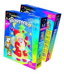 Купить <b>набор</b> для лепки Ваятель <b>Дед мороз</b> у елки в интернет ...