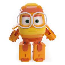 <b>Трансформер ROBOT TRAINS</b> 80181 <b>Джинни</b> 10 см — купить в ...