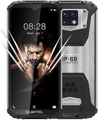 Rugged Phone(2020) <b>OUKITEL WP6</b>, IP68 Outdoor Mobile Phone ...