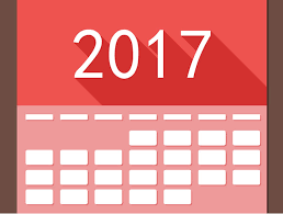 Calendario 2017 de fechas importantes para tu plan de marketing
