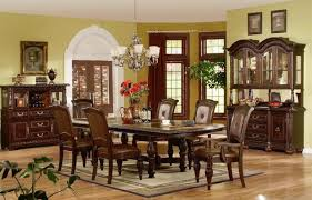 dining room sets formal dining room sets with  chairs and yellow wall paint colors