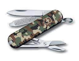 <b>Нож</b>-<b>брелок Classic SD Camouflage</b> VICTORINOX 0.6223.94