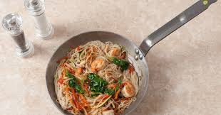 Рисовая <b>лапша</b> харусаме с креветками рецепт – японская кухня ...