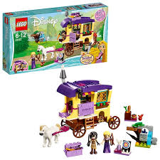 <b>Lego конструктор Disney Princess</b> Экипаж Рапунцель 41157 ...