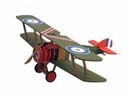 <b>Собранная деревянная модель</b> самолета Artesania Latina ...