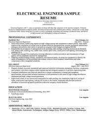 resume sample engineering jobs resume samples for engineering sample engineering resume