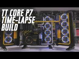 Обзор эффектного <b>корпуса</b> Thermaltake Core P5 для ...