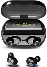 2020 Latest Style <b>Touch Control Wireless</b> Earbuds,<b>Bluetooth</b> 5.0