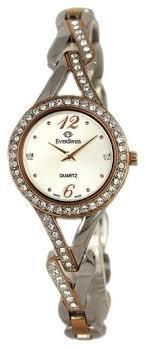 Наручные <b>часы EverSwiss 2790</b>-<b>LRTS</b> — купить по выгодной ...