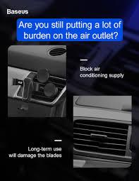 <b>Baseus Gravity Car Phone</b> Holder Support Smartphone Car Bracket ...