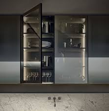 kitchen island integrated handles arthena varenna: minimal kitchen by varenna poliform  minimal kitchen by varenna poliform