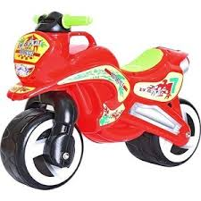 <b>RT 11-006 Беговел MOTORCYCLE</b> 7 красный | velo2.ru