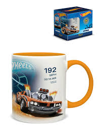 "<b>Кружка</b> PrioritY Сувенирная 300 мл. Mattel - ""<b>Hot Wheels</b>"" Street ..."