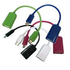 OTG Data Line Micro To USB Female Extension Wiring Tablet ...