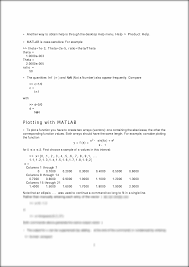 mat lab mat laboratory introduction to matlab this is the end of the preview sign up to access the rest of the document