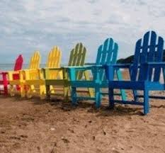 PolyWood Outdoor Furniture Made Out Of Recycled Plastic Perfect For All