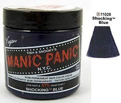 Manic Panic <b>Shocking Blue</b>: Amazon.co.uk: Beauty