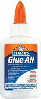 eway.ca - EPO60345 | Elmers, <b>Glue</b>-All, EPO60345, <b>White Glue</b>, <b>40ml</b>