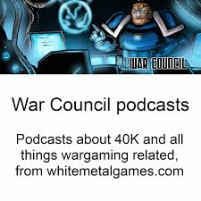 War Council podcasts