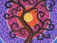 Дерево жизни: лучшие изображения (15) | <b>Картины</b>, Рисунки и ...